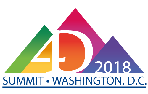 logo 4D Summit Washington