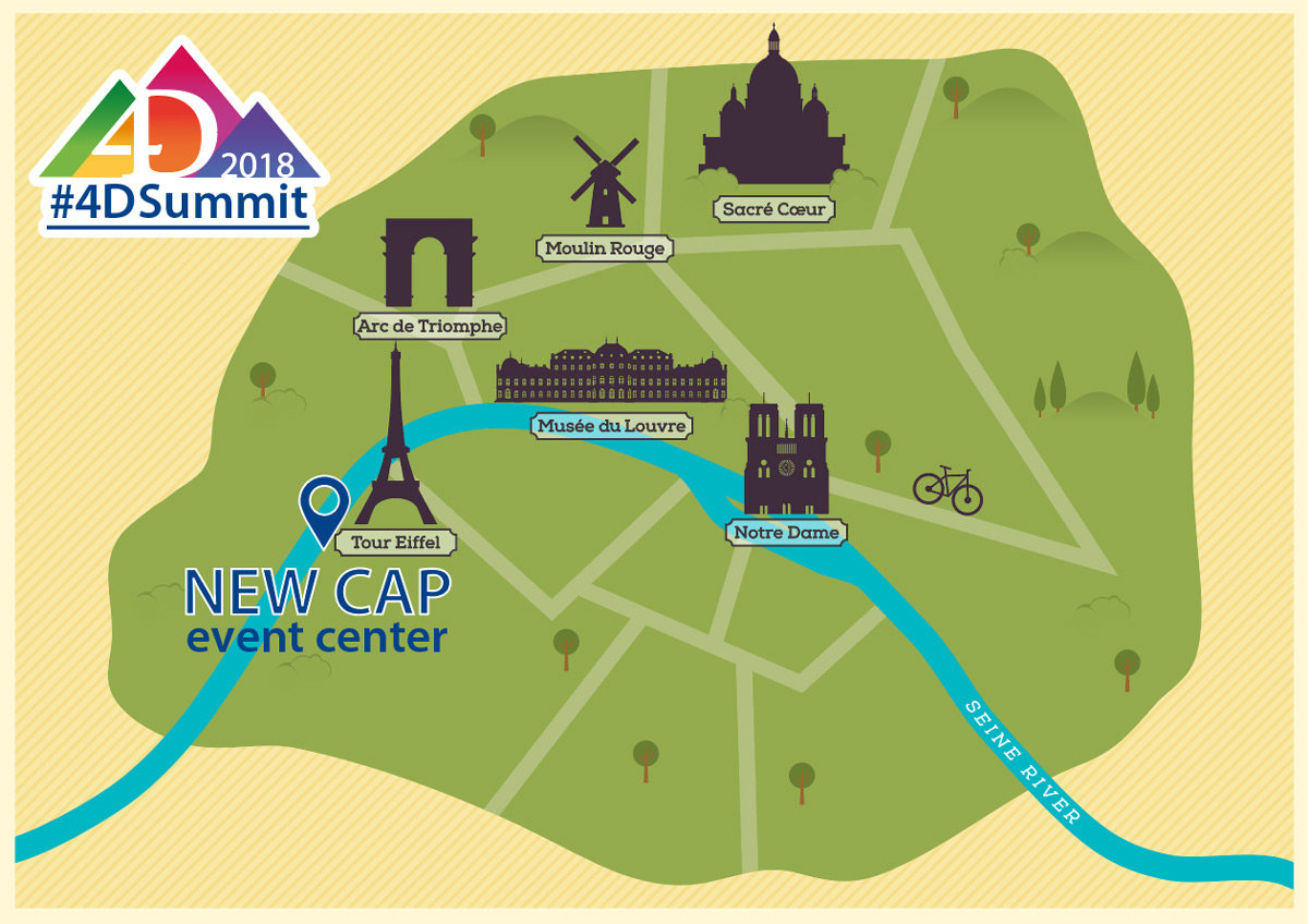 Map Summit Paris 2018